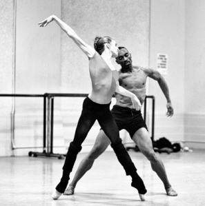 Wendy Whelan and Desmond Richardson, photo by Jae Mon Joo, courtesy CCB